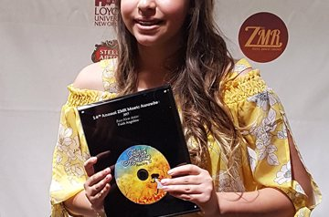 Faith Angelina – ZMR Awards Best New Artist